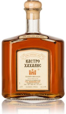 Raisin Brandy Κάστρο